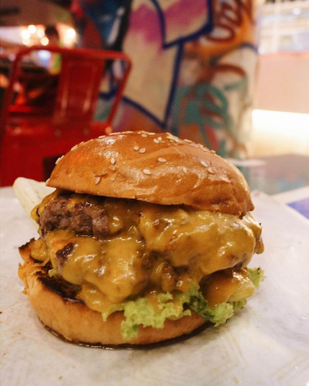 Wolf Burgers – Burgers that you will devour