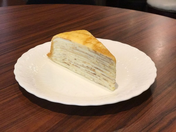 Mille-Crepe-Cake