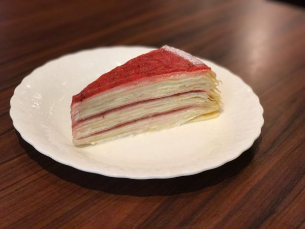 Strawberry-Cheese-Mille-Crepe