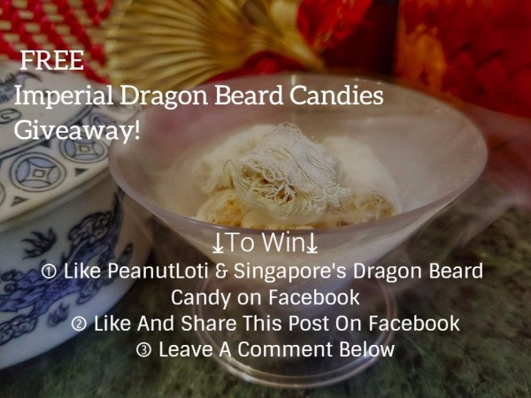 Singapore Dragon Beard Candy – Experience Dragon's Breath
