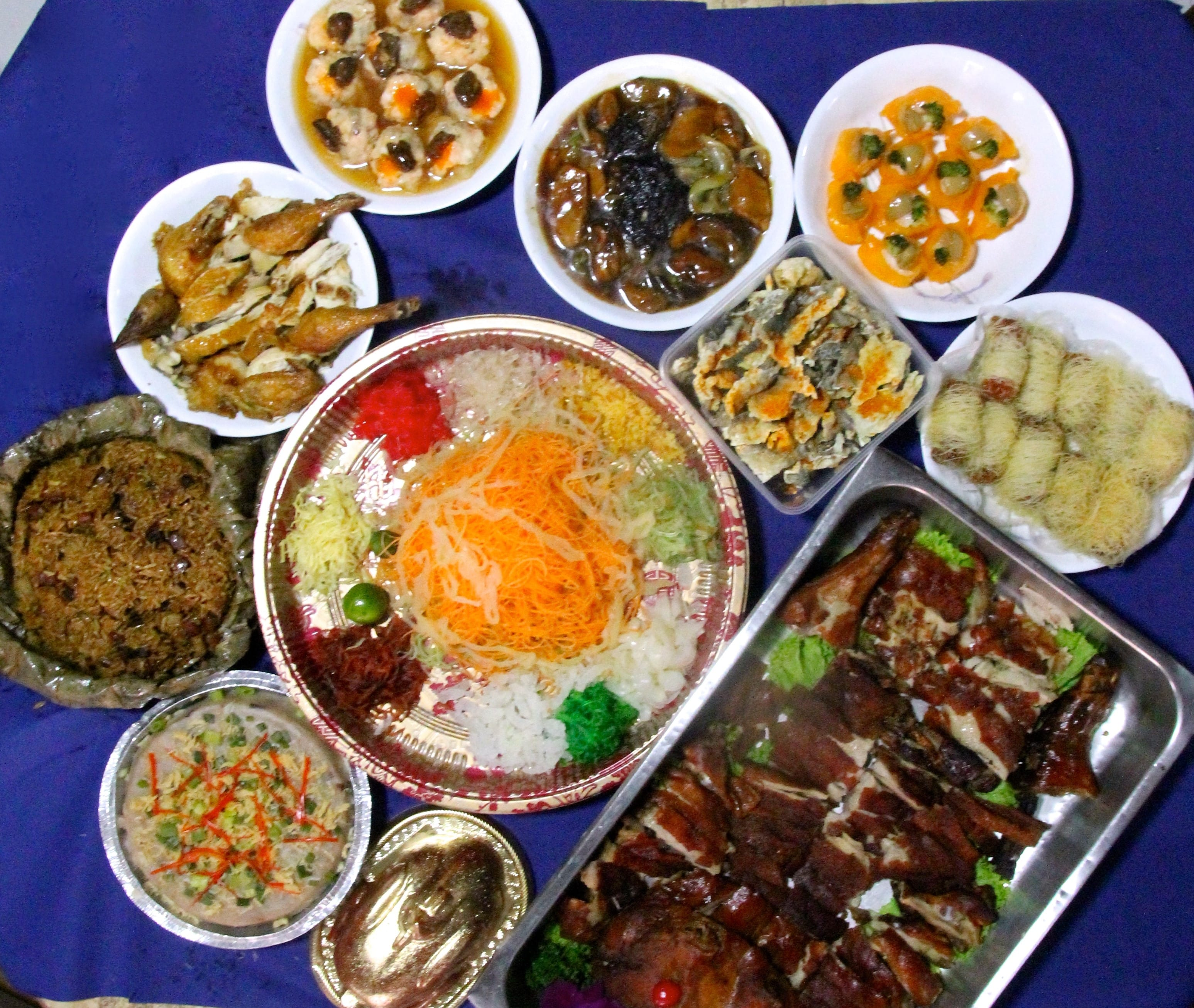 Yum Cha Delivery Express – Get your Chinese New Year Feast Delivered!