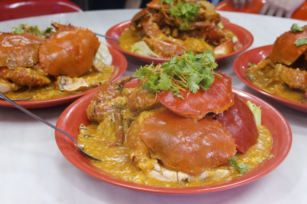 Ban Leong Wah Hoe Seafood Restaurant – The World's FIRST Chilli Crab Challenge
